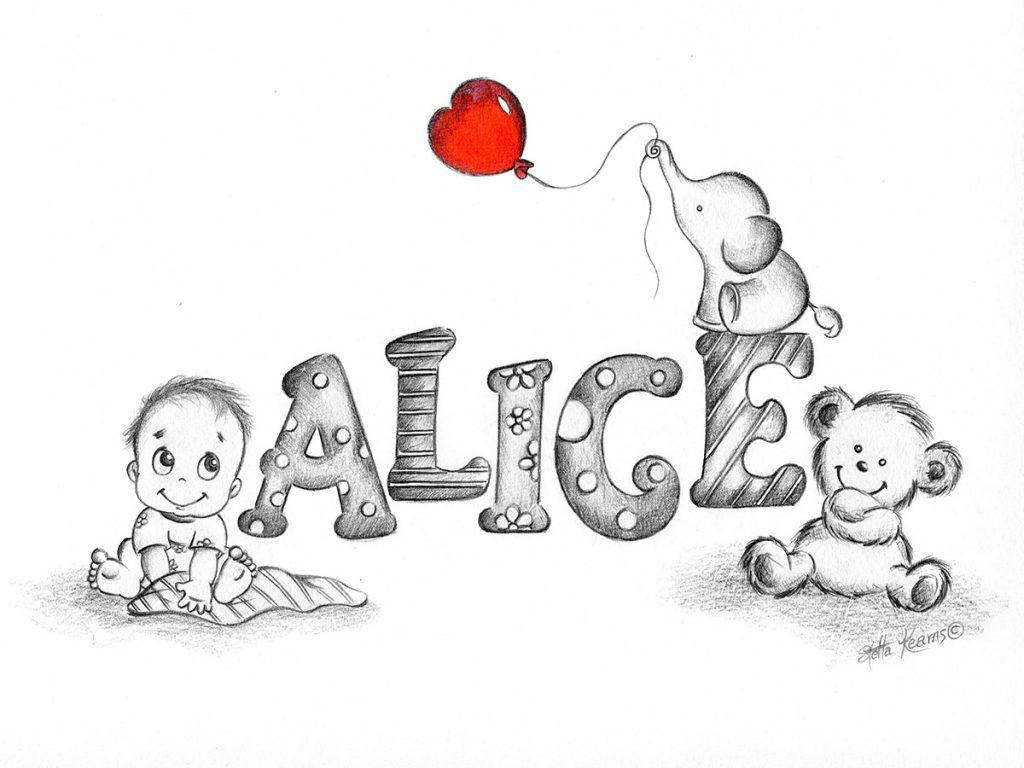 alice new star