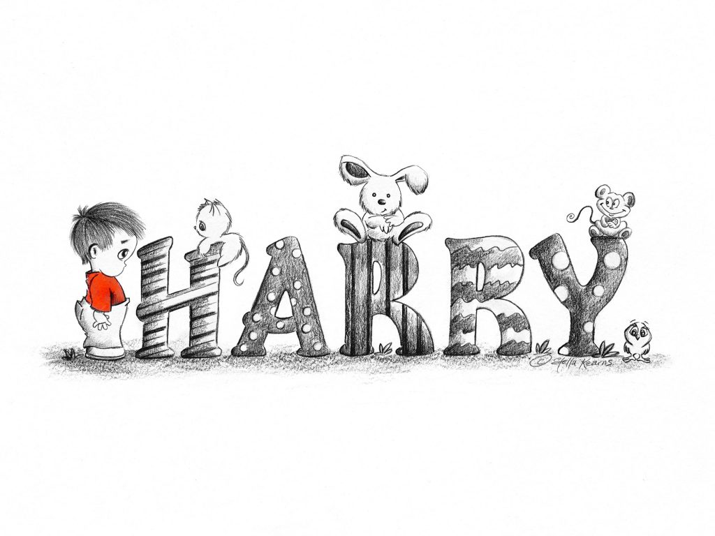 Personalized baby name gifts. the perfect gift for a new baby or birthday for older child